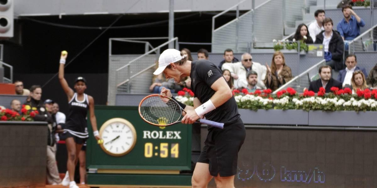 Tenis.-Comunidad recomienda que no se celebre el Mutua Madrid Open, pero deja en manos de la organización la decisión