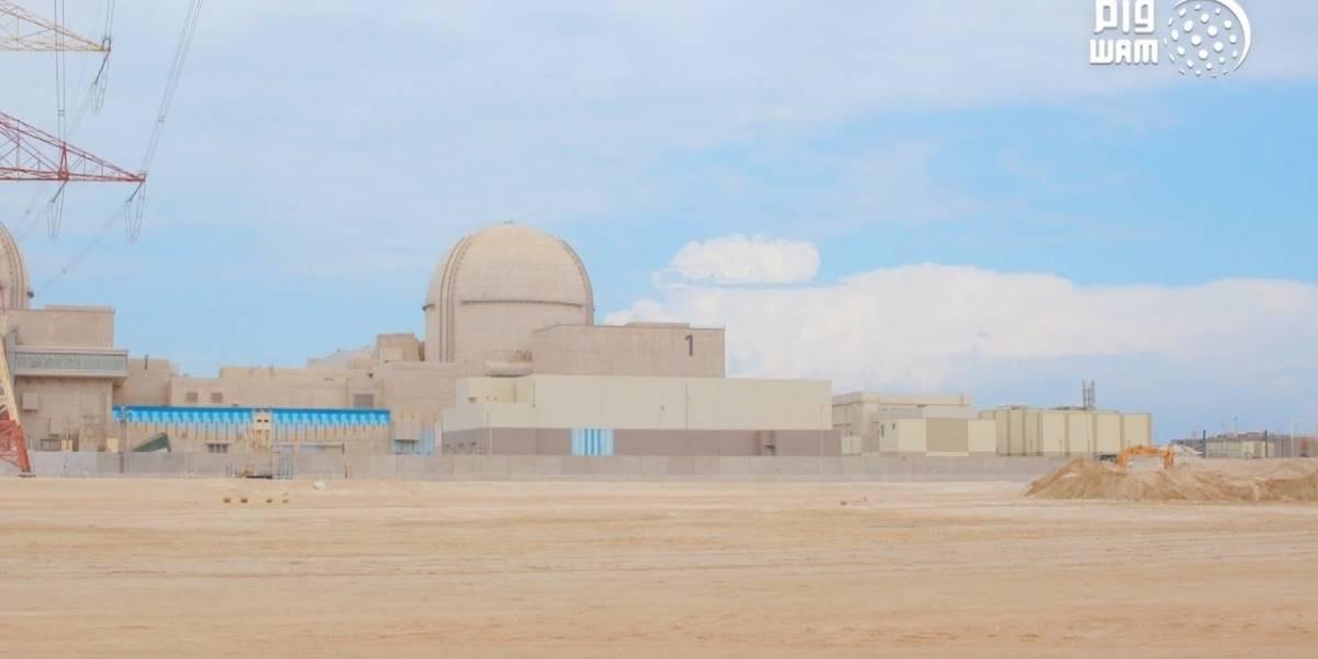 Emiratos.- Emiratos anuncia la entrada en funcionamiento de la planta nuclear de Barakah, la primera del mundo árabe