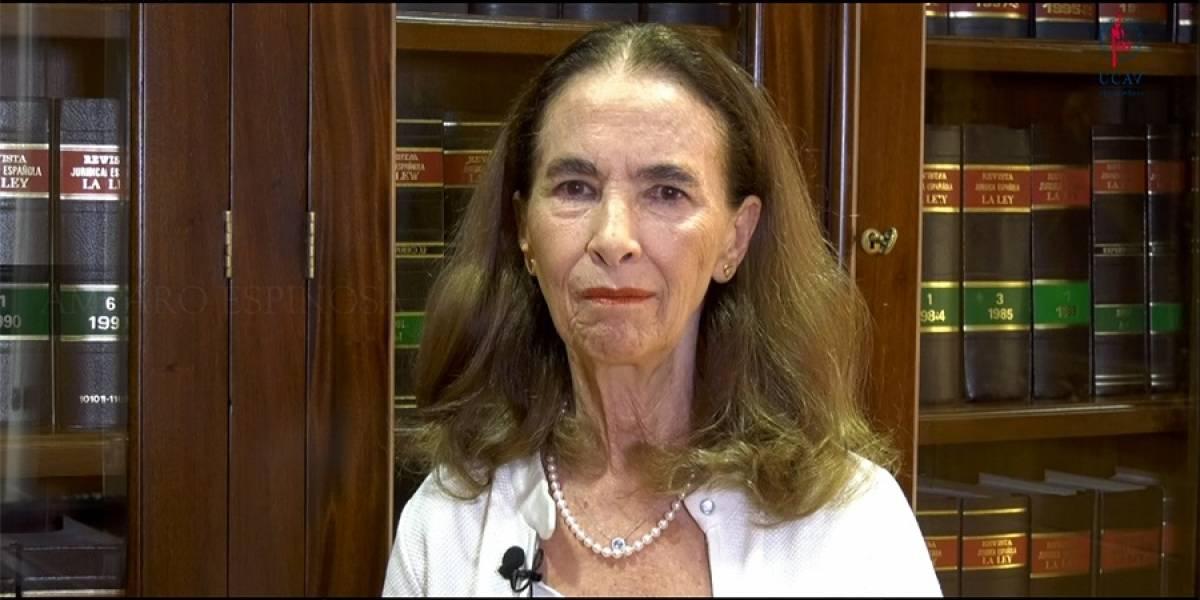 México.- La presidenta de la Asociación Pro Eutanasia de México defiende los cuidados paliativos en la UCAV