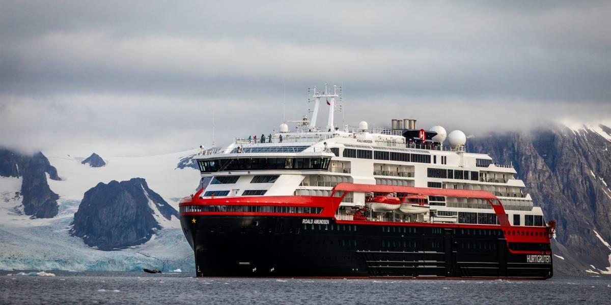 Coronavirus.- Más de 30 contagiados de coronavirus entre la tripulación de un crucero noruego