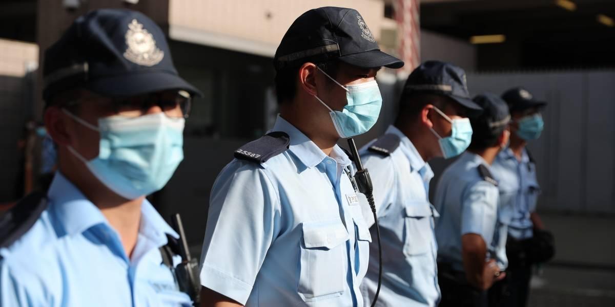 China.- Hong Kong prepara órdenes de busca y captura contra seis opositores basándose en la Ley de Seguridad Nacional