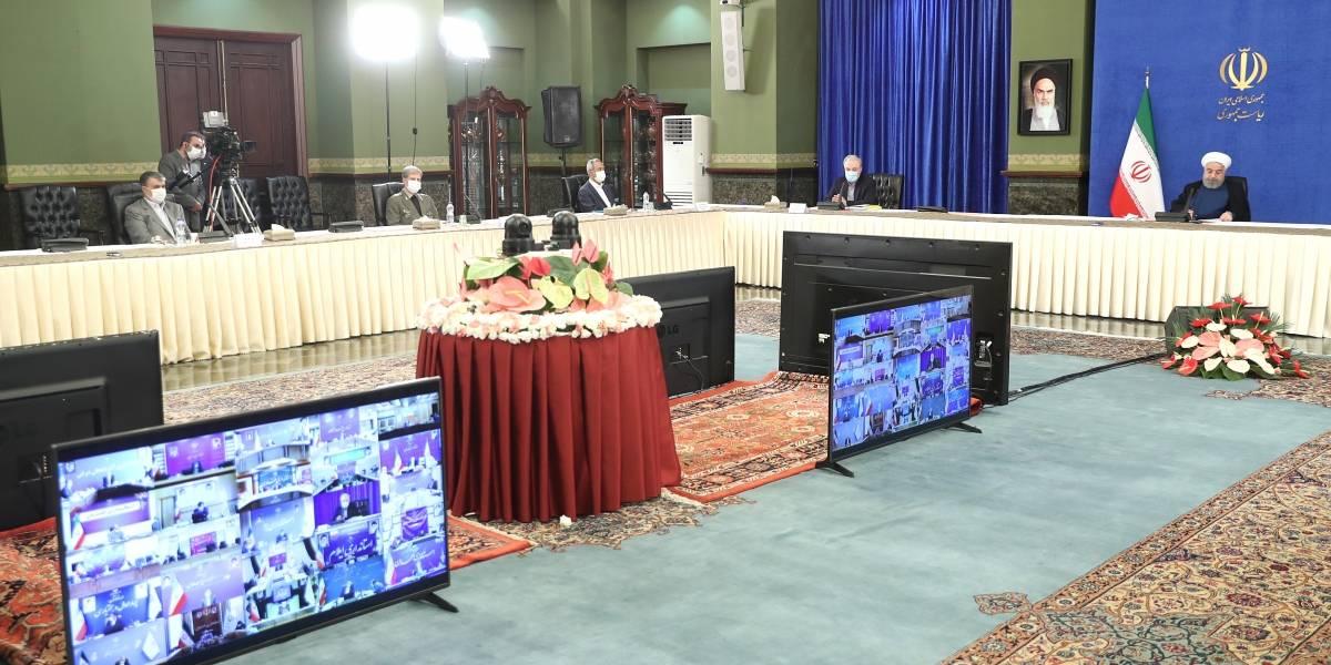 Coronavirus.- El presidente de Irán ve indicios de estabilización mientras el país rebasa otra vez los 2.500 contagios