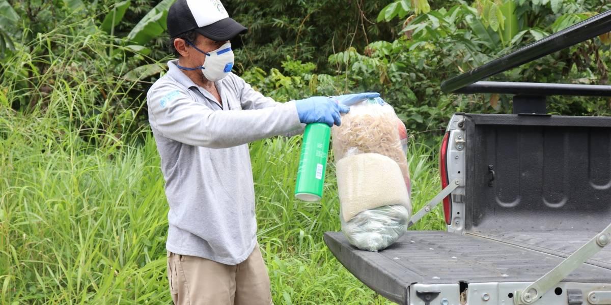 Coronavirus.- Ecuador registra 877 nuevos contagios y más de 5.700 fallecidos totales por coronavirus