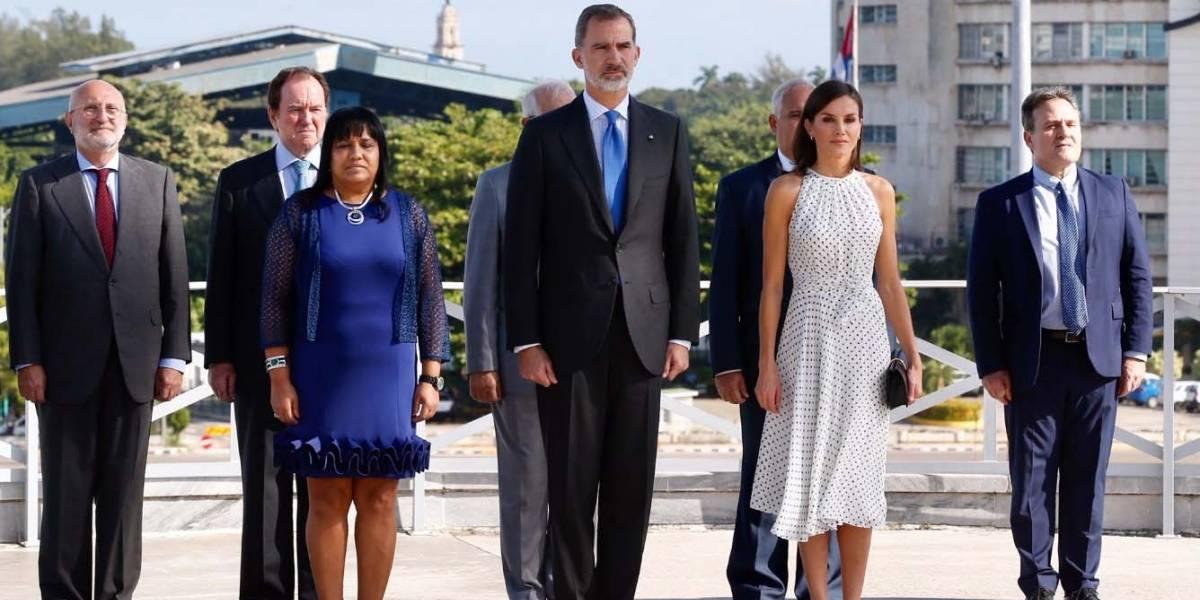Cuba.- Los Reyes de España trasladan su pésame a la familia de Eusebio Leal, historiador de La Habana