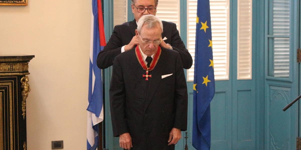 Cuba.- El Gobierno cubano declara luto oficial a lo largo de este sábado por la muerte de Eusebio Leal
