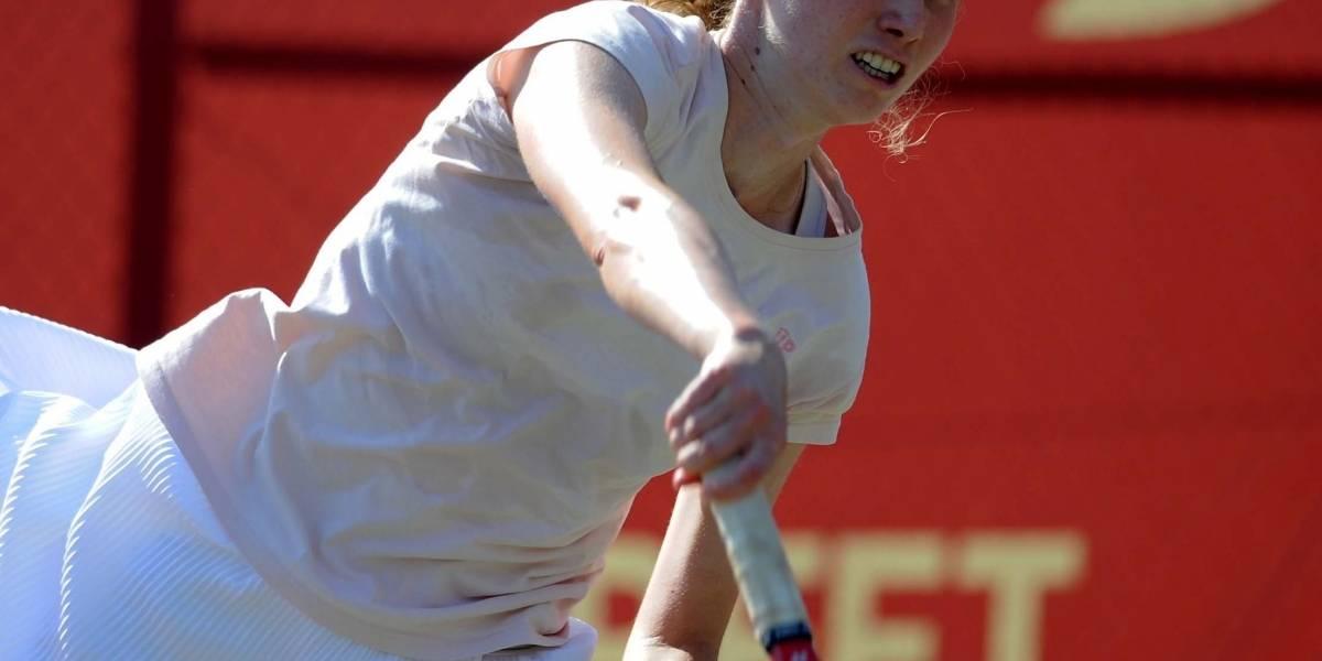 Tenis.-Bucsa y Bassols jugarán la última final de la Liga Mapfre en Les Franqueses