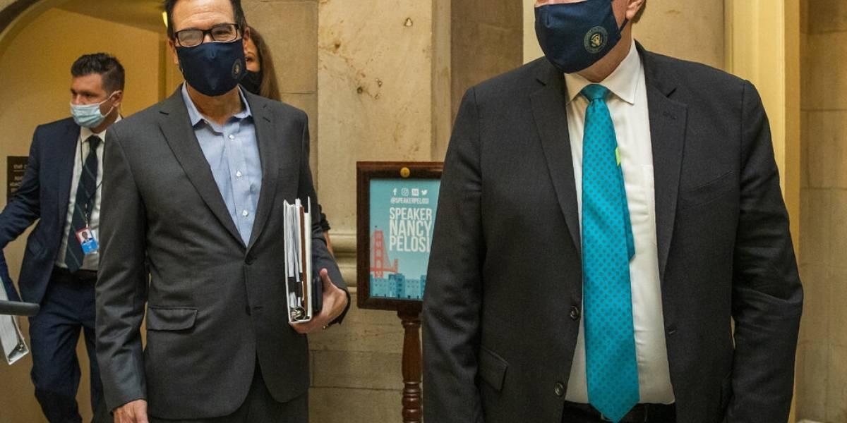 Sopesan en Capitolio de Estados Unidos ampliar subsidios por desempleo