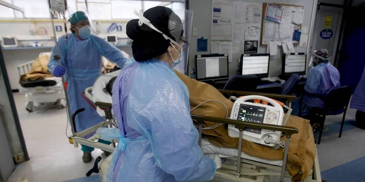 Minsal informó 76 muertes y récord de exámenes PCR: 24.398 y 9% de positividad