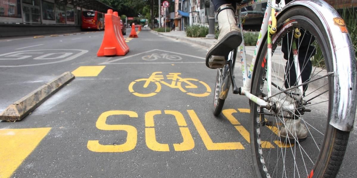 Ciclovías sin bicis; se desploma 433% servicio de bicicletas sin anclaje en la Ciudad de México