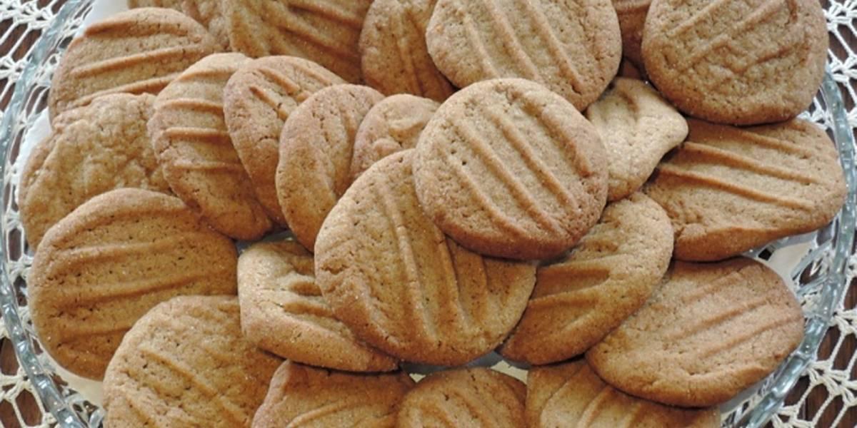 Aquí la receta de estas crujientes galletas de jengibre y miel