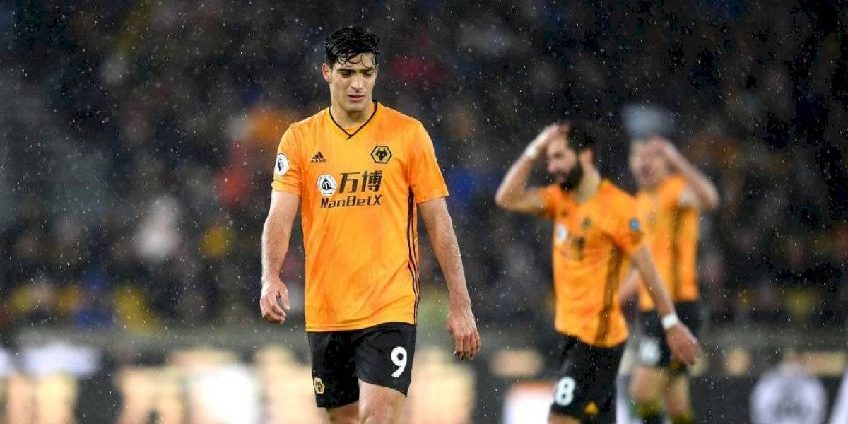 Wolves y Raúl Jiménez se quedan sin Europa League tras victoria del Arsenal