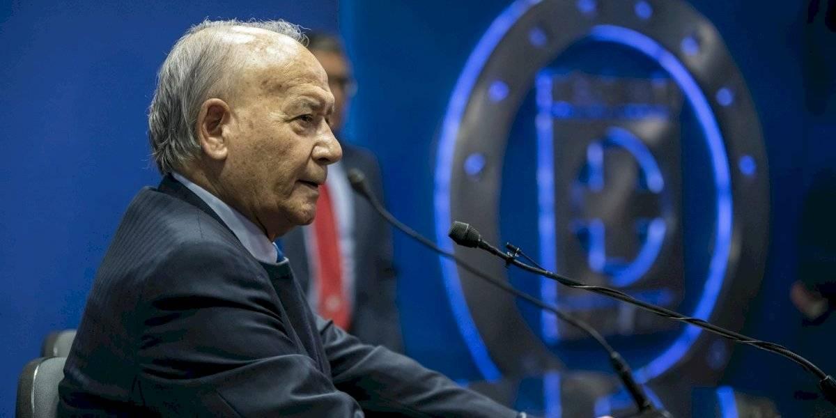 Guillermo 'Billy' Álvarez renuncia a la Cooperativa Cruz Azul