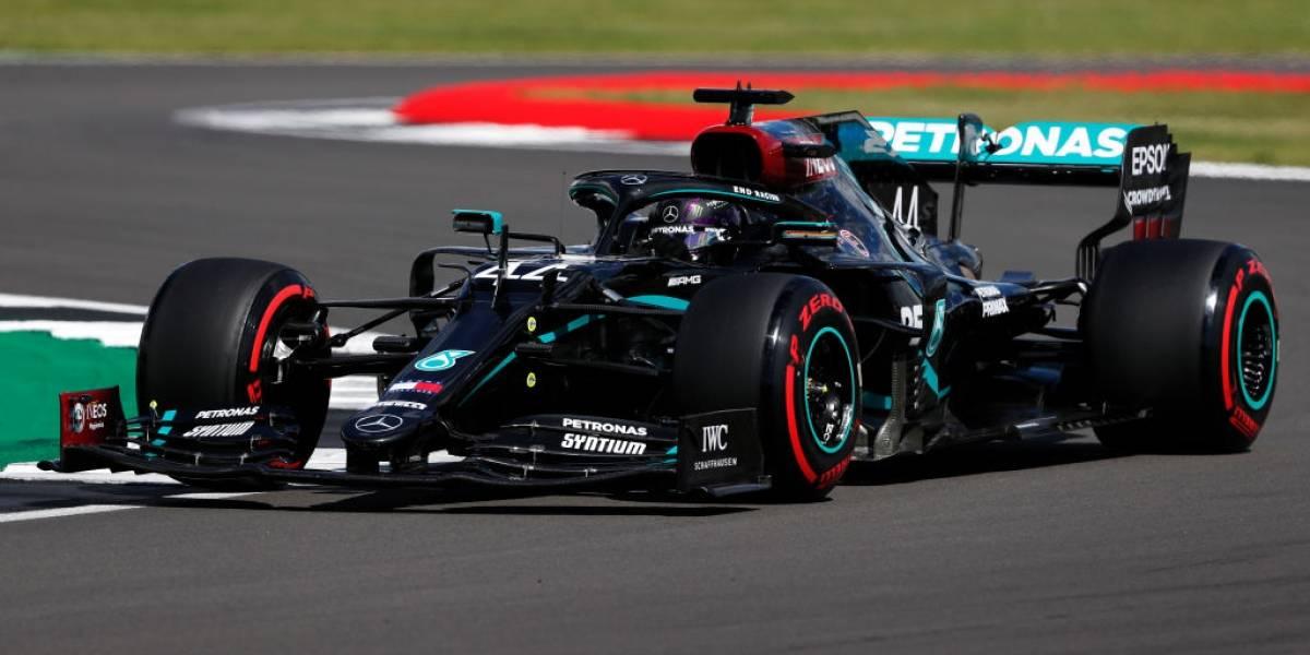 Gran Premio de Silverstone | ¿Alguien inquieta a Hamilton en Gran Bretaña?
