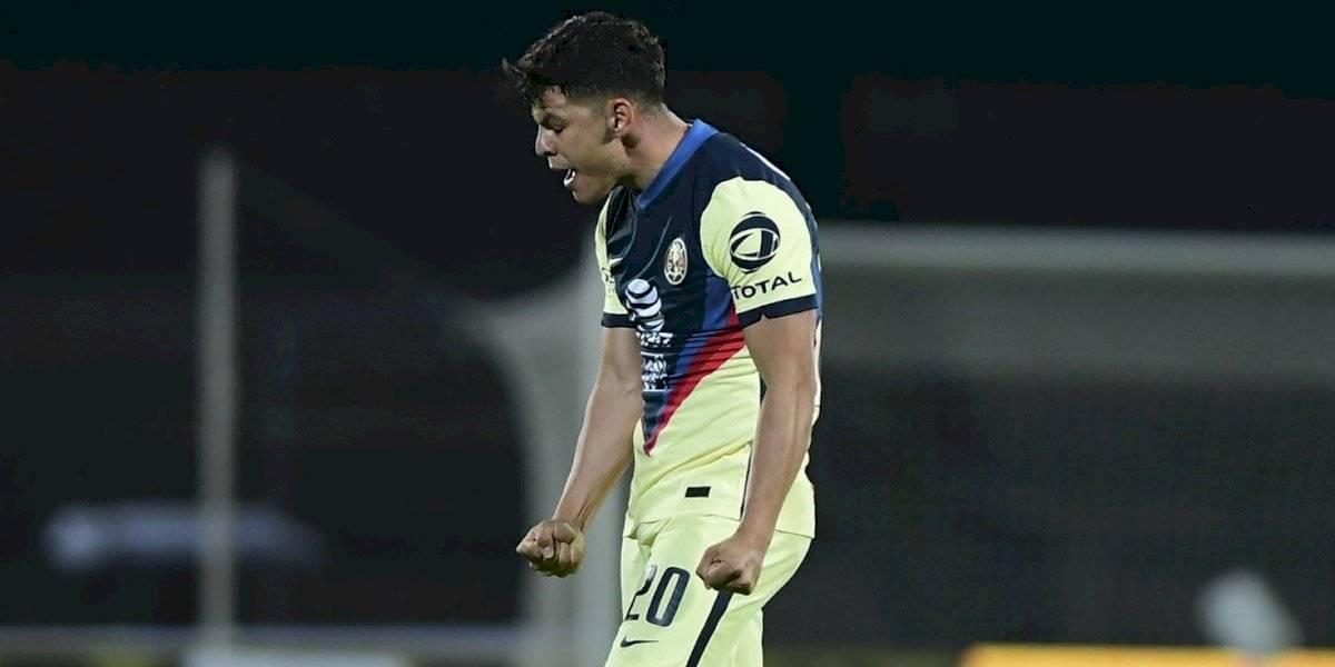 VIDEO: Richard Sánchez marca un golazo frente a Tijuana