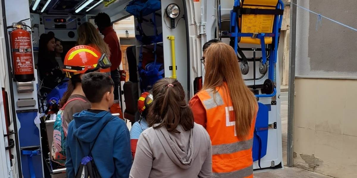 """Argentina.- Verónica, de voluntaria de Cruz Roja a usuaria por la pandemia: """"Nunca imaginé verme sin nada en la nevera"""""""