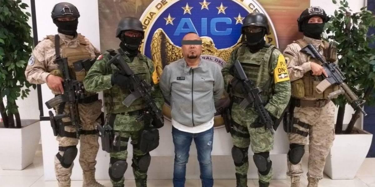 Así fue la detención de 'El Marro' en Guanajuato