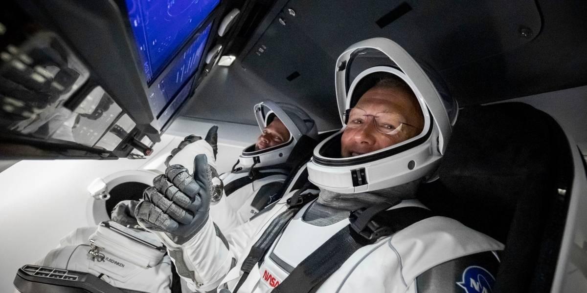 Ciencia.-La primera Dragon tripulada culmina su misión regresando a la Tierra