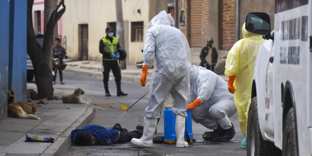 Gobierno boliviano clausura el año escolar por la pandemia