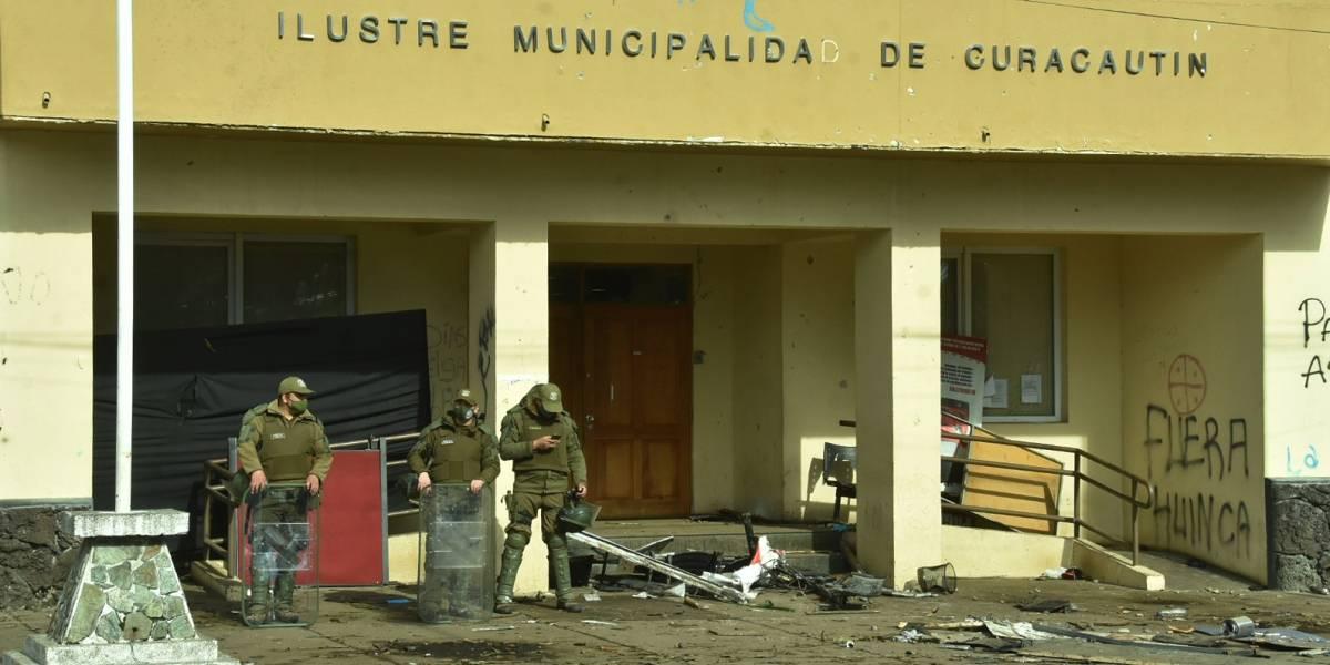 Crisis en La Araucanía: en libertad los formalizados por incidentes de anoche