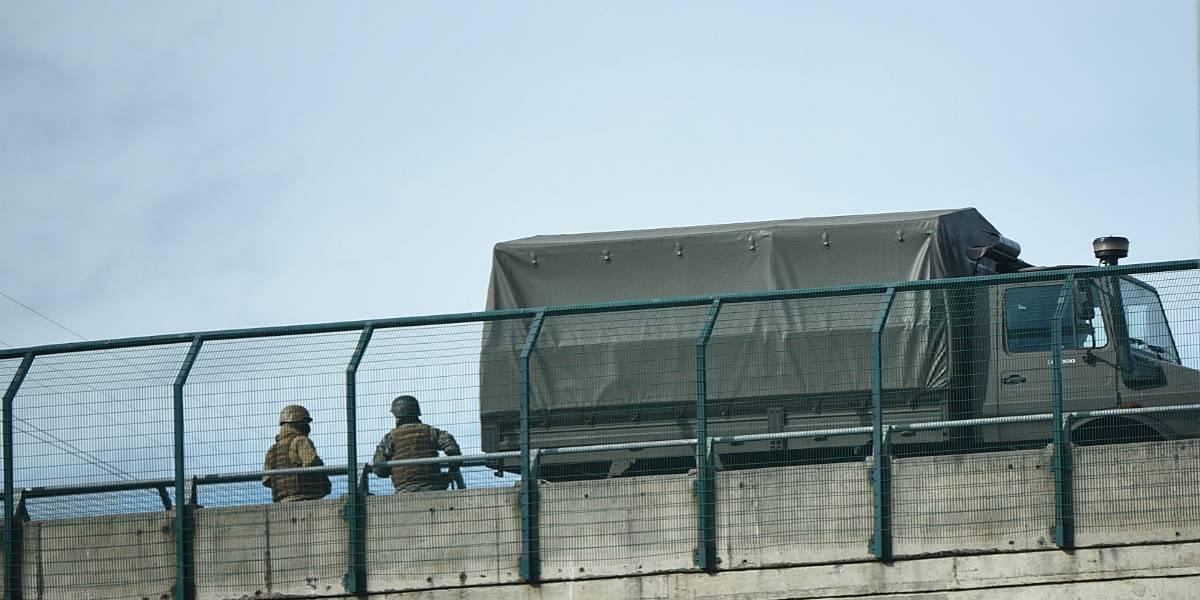 Crisis en La Araucanía: confirman ataques a dos patrullas militares en Ercilla