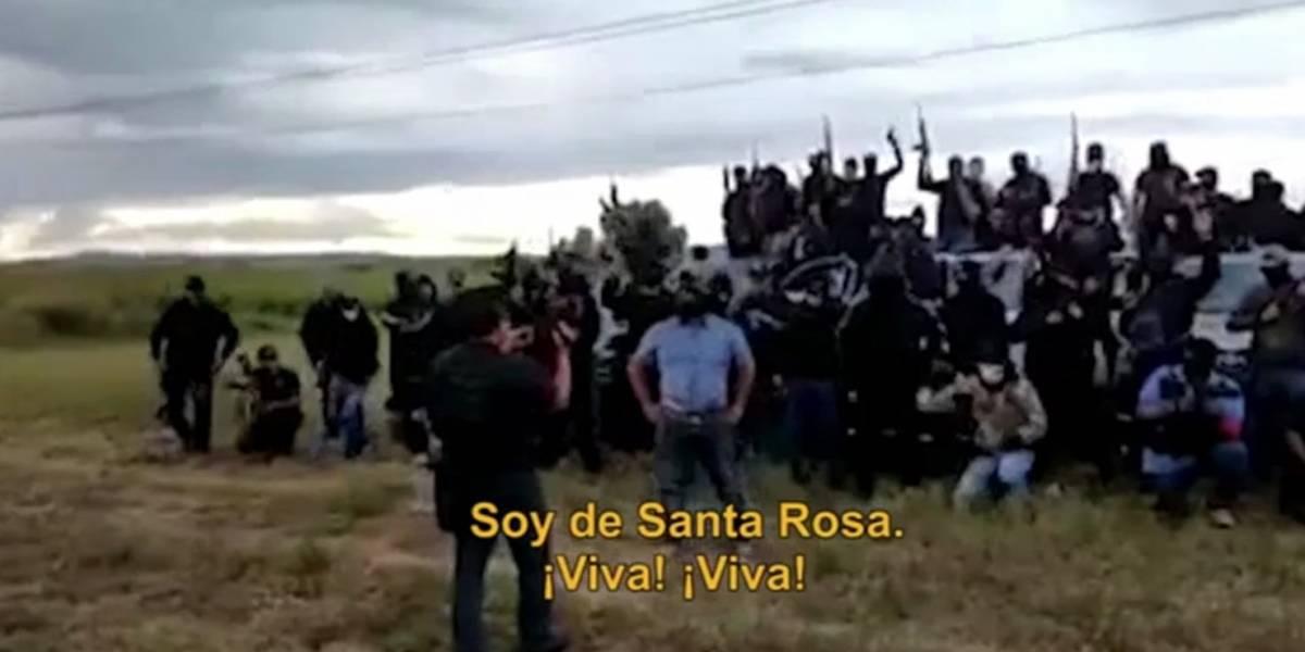 Así se originó el Cártel de Santa Rosa de Lima en Guanajuato