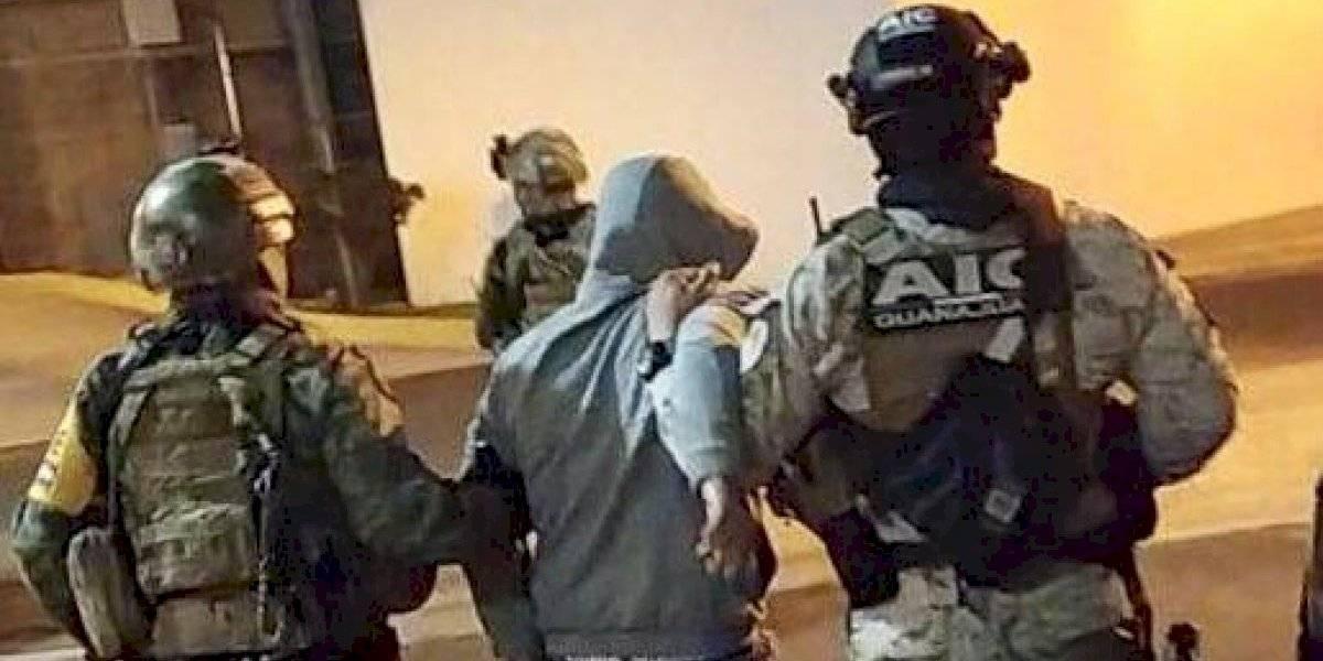 Fueron nueve detenidos en operativo contra 'El Marro': Sedena