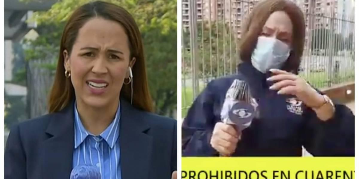 (Video) La imitadora de Érika Zapata que ha sido para risas entre los televidentes