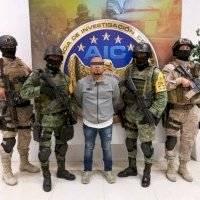 Cae en operativo 'El Marro', líder del cártel de Santa Rosa de Lima