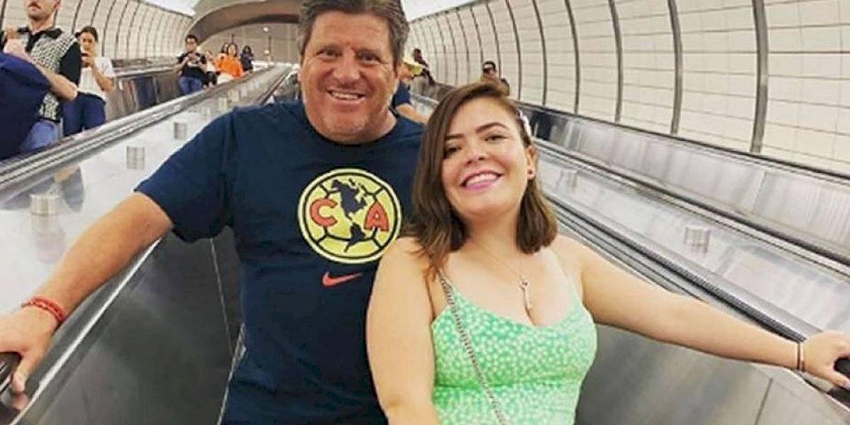 Hija del Piojo Herrera se lanza contra críticos del entrenador del América