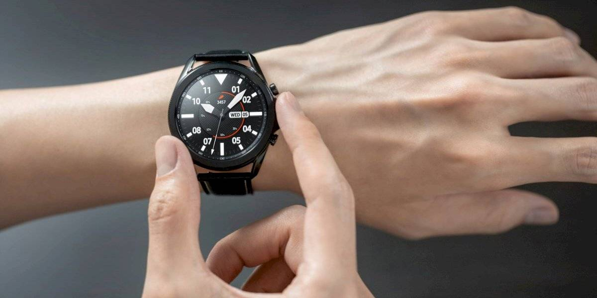 El Samsung Galaxy Watch 3 ya es oficial y es capaz de medir la presión arterial