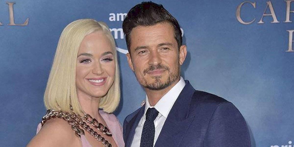 Katy Perry no sabía que Orlando Bloom atravesaba un período de castidad sexual cuando se conocieron