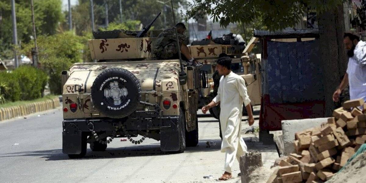Más de 20 muertos en ataque del Estado Islámico a una prisión afgana