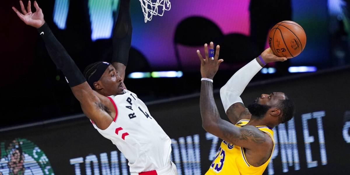 Hasta el momento, todo funciona bien en la burbuja de la NBA