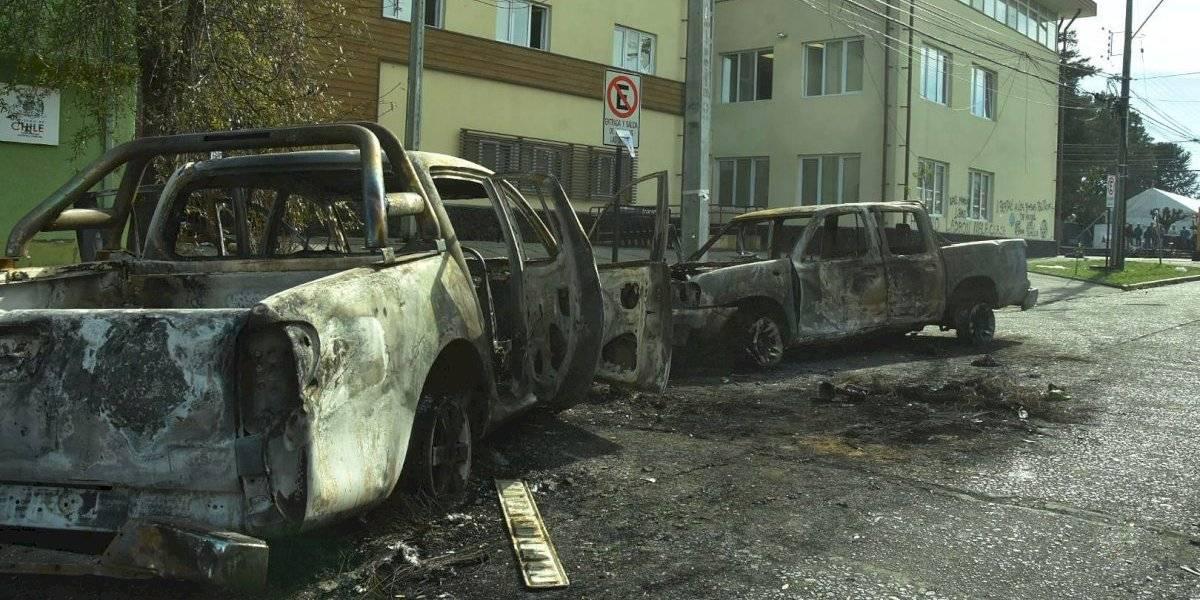 Crisis en La Araucanía: Fiscalía anuncia que investigará violento desalojo de comuneros