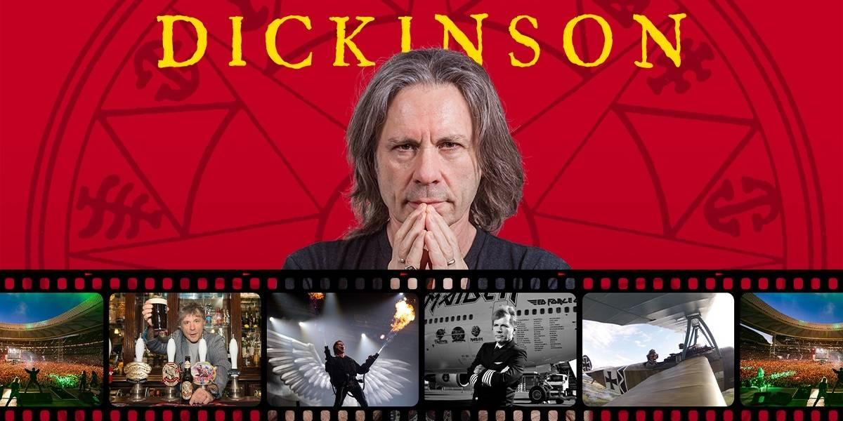 Shows de Bruce Dickinson no Brasil já têm novas datas