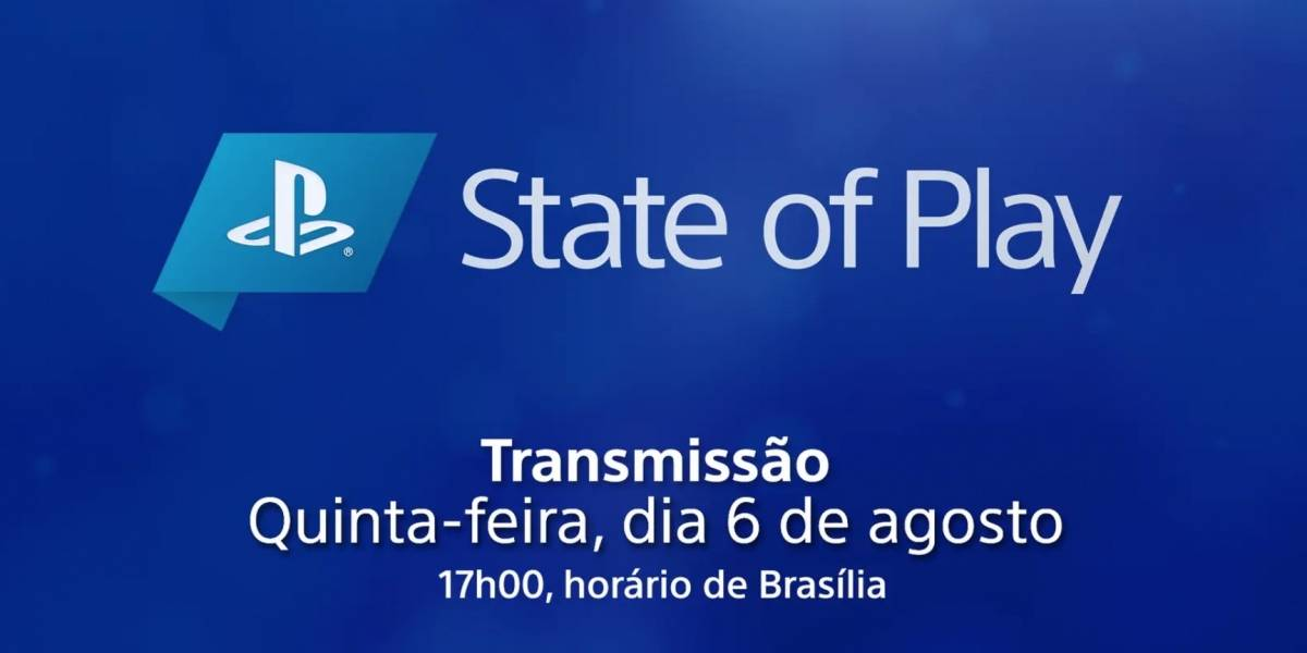 PlayStation: Novo episódio State of Play será transmitido quinta-feira (06)