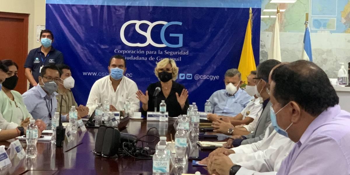 ¡Atención! Prohibidas las reuniones sociales en Guayaquil