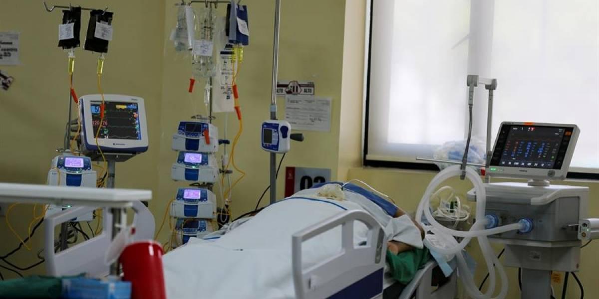 Ligera disminución de pacientes de COVID-19 en Quito