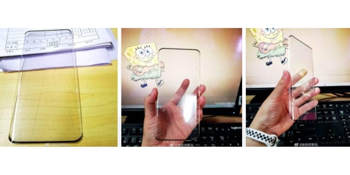 Huawei Mate 40 Pro filtra su protector de pantalla y es enorme con puras curvas