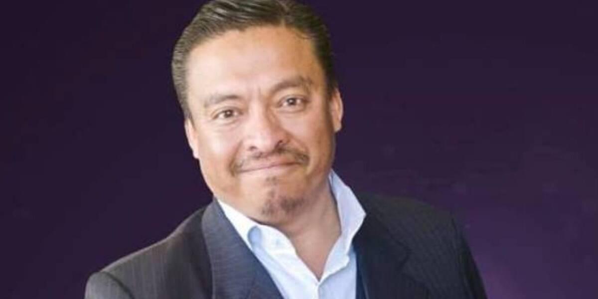 """""""Estoy con COVID y diabetes"""": El periodista Jonnathan Carrera se encuentra hospitalizado"""