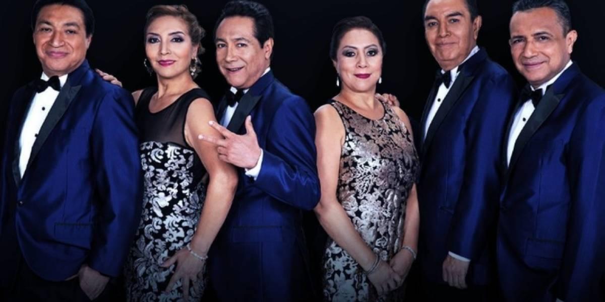 ¡OMG! Los Ángeles Azules ofrecerán concierto en línea con invitadas especiales