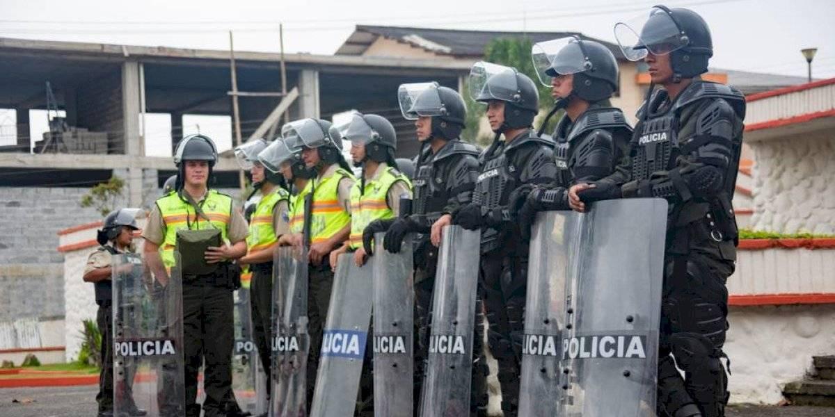 Sangriento motín en Ecuador: 10 presos muertos y 6 policías heridos en Guayaquil