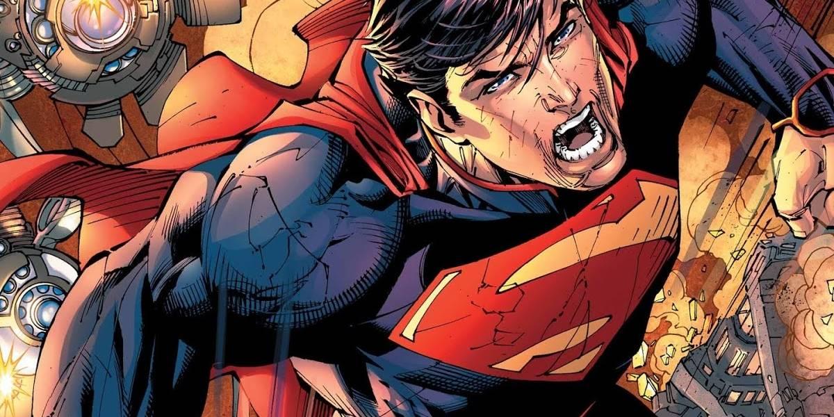 Sólo este héroe de DC es capaz de romperle los huesos a Superman