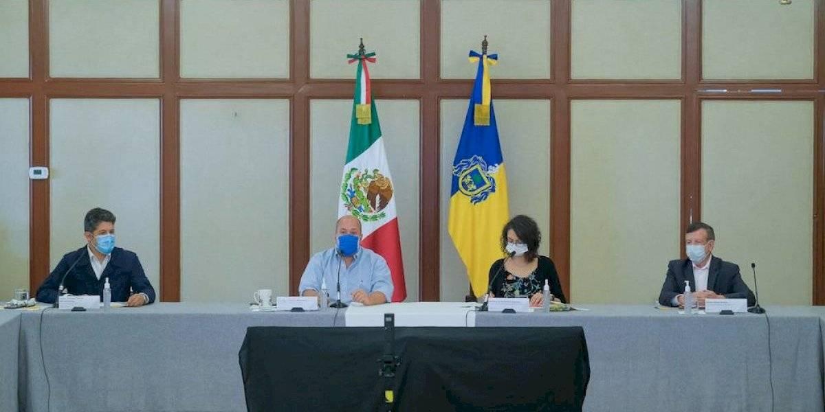 Ciclo escolar 2020-2021 en Jalisco será a distancia y comenzará el 24 de agosto: Gobernador