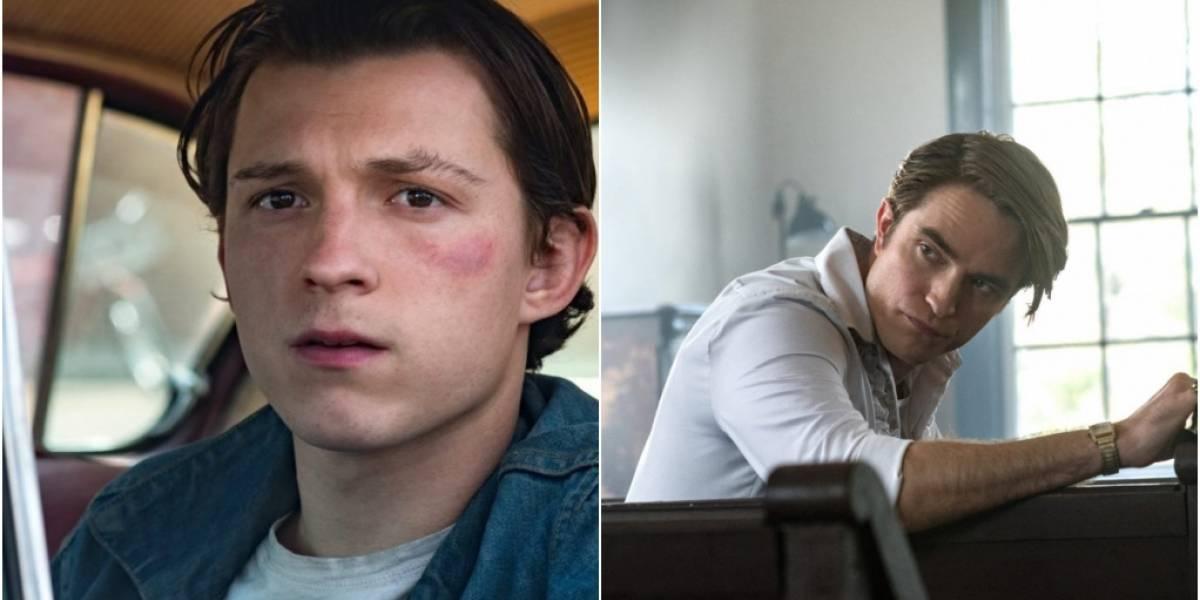 'The Devil All the Time': Netflix divulga primeiras imagens de filme com Tom Holland e Robert Pattinson