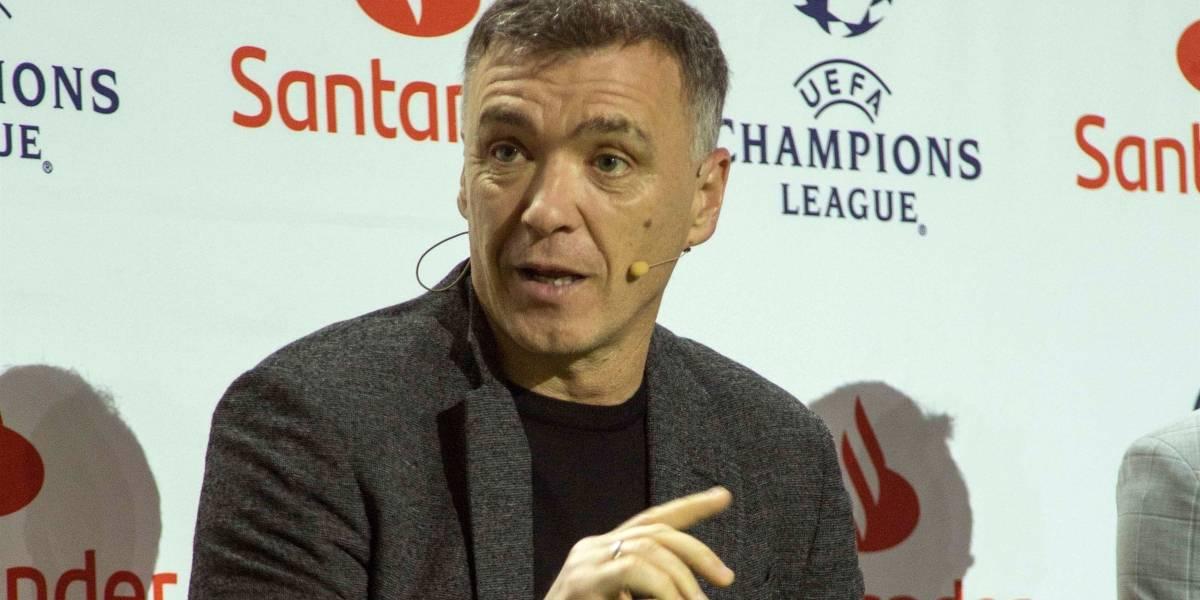 """Fútbol/Champions.- Pantic: """"Hablar de favoritos a estas alturas es muy peligroso, a ver cómo lo acepta el Atlético"""""""