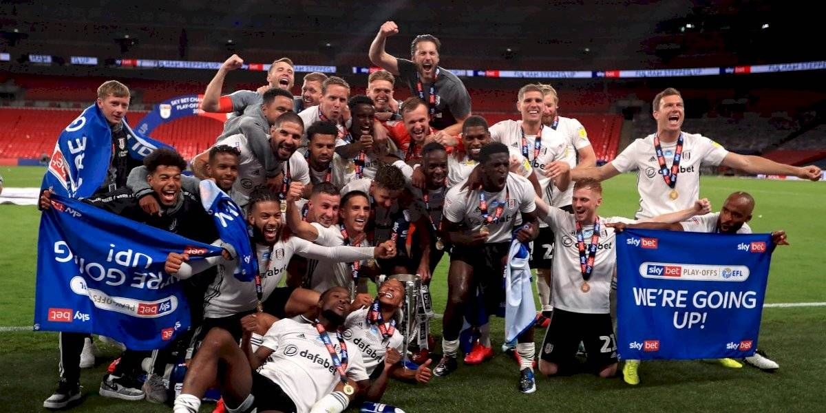 El Fulham regresa a la Premier League un año después
