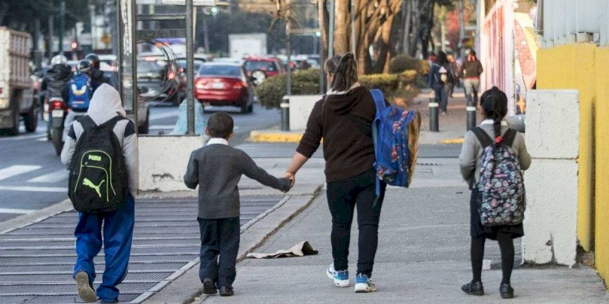 Papás no deben pagar cuotas para inscribir a sus hijos al próximo ciclo escolar