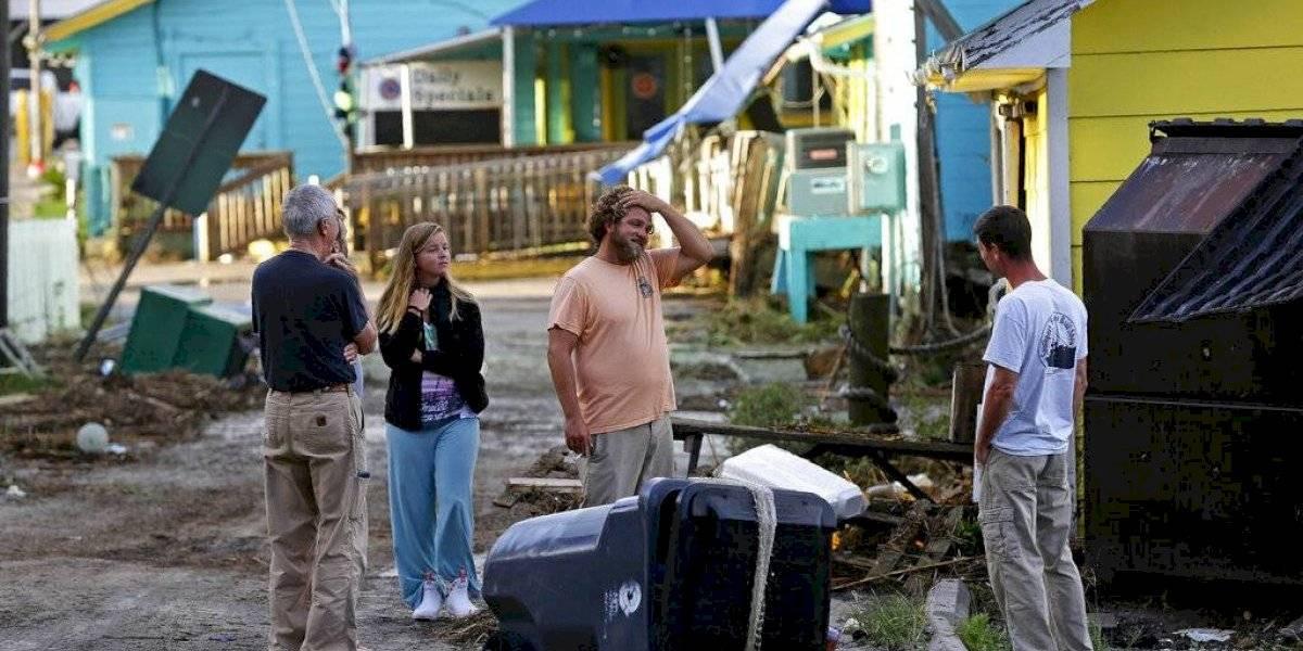 Isaías provoca tornados y lluvias en su paso por Estados Unidos