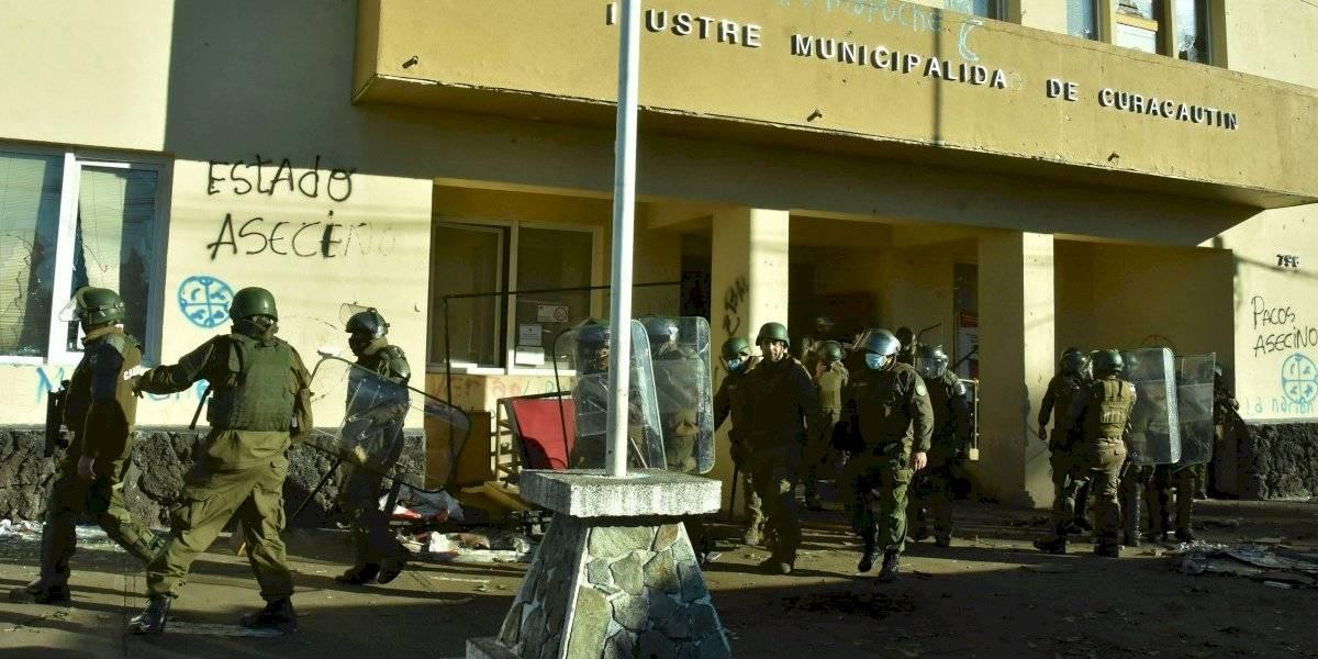 Crisis en La Araucanía: ONU emplaza al Gobierno a que aclare uso excesivo de la fuerza policial